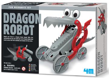 רובוט דרקון