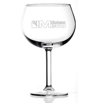 כוס יין ממותג