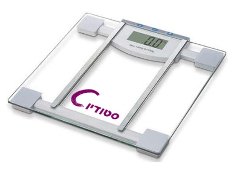 משקל אלקטרוני | משקל אדם דיגיטלי