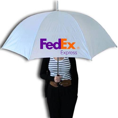 מטריה לבנה | מטרייה  לצביעה
