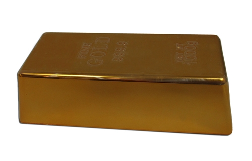 מטיל זהב | משקולת לנייר | מכבד שולחני