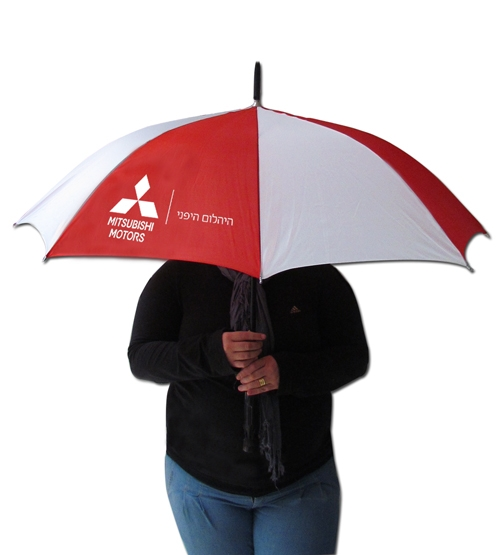 מטריה ממותגת | מטריות 23 אינטש