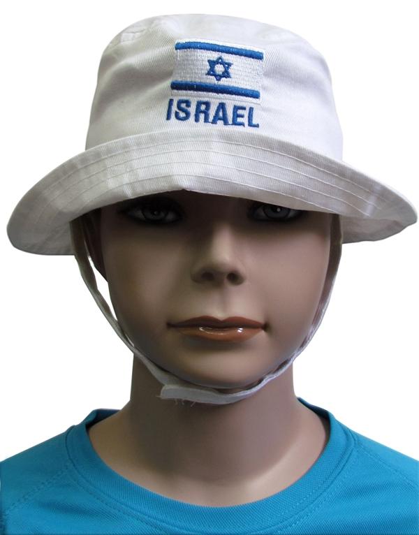 כובע טמבל להדפסה | כובעי דגל ישראל