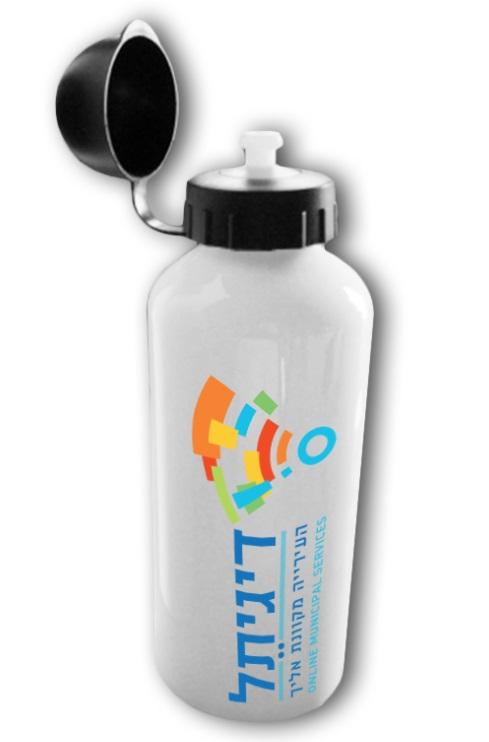 בקבוק אלומיניום   בקבוק אקולוגי