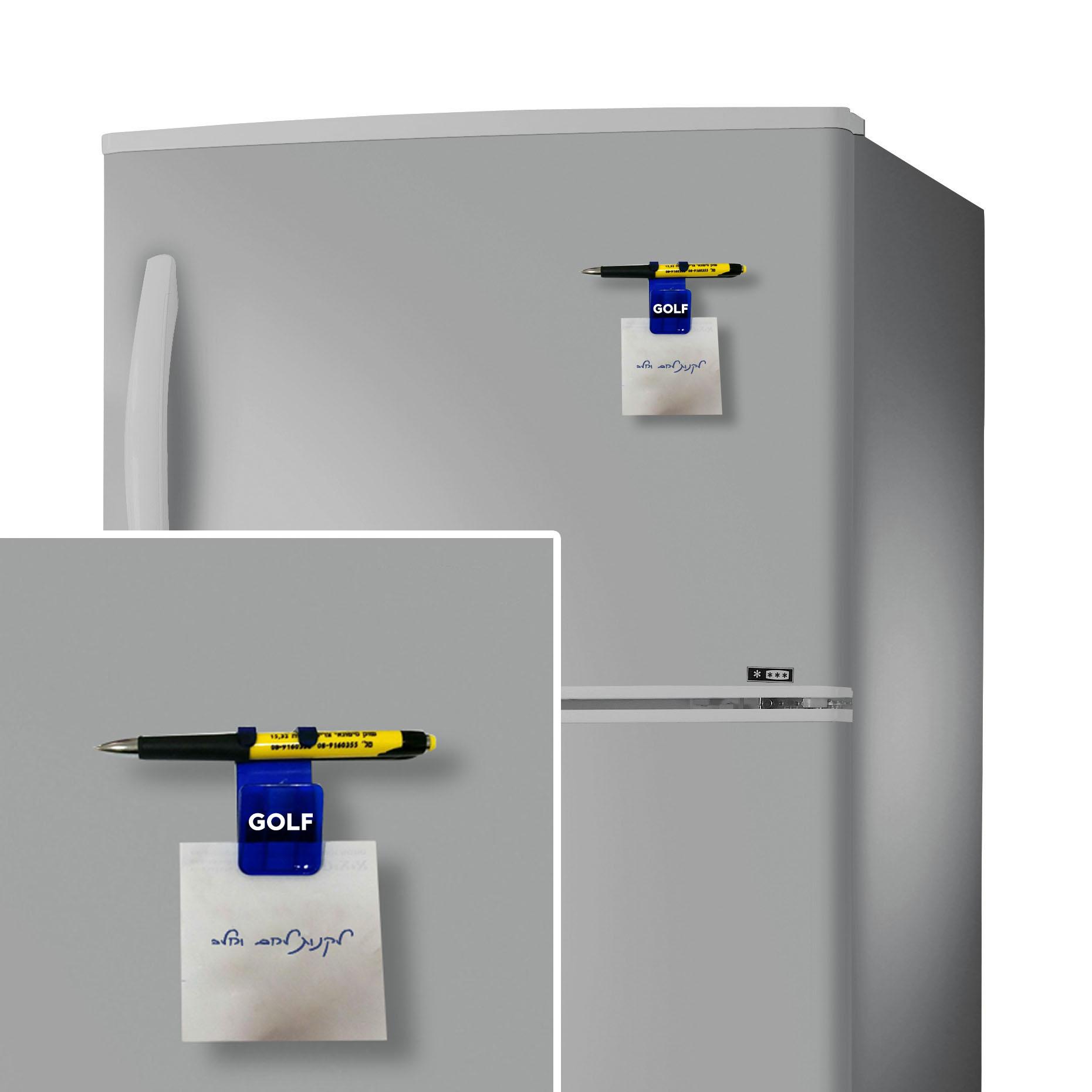 מתקן ממו מגנט למקרר