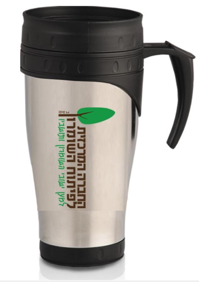 כוס ספל טרמי מנירוסטה