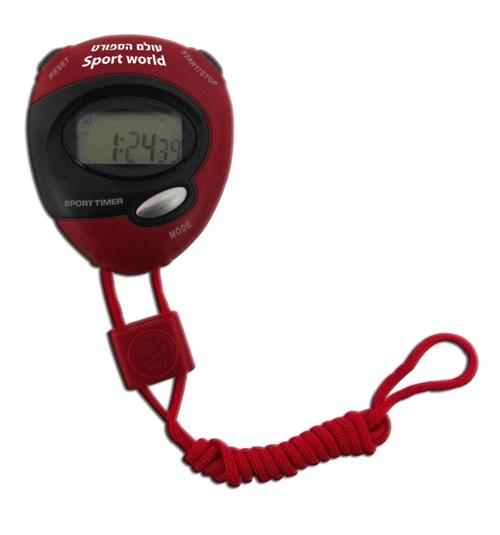 סטופר דיגיטלי | שעון עצר