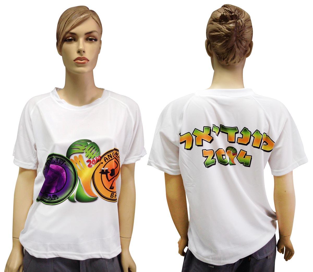 חולצות מנדפות זיעה