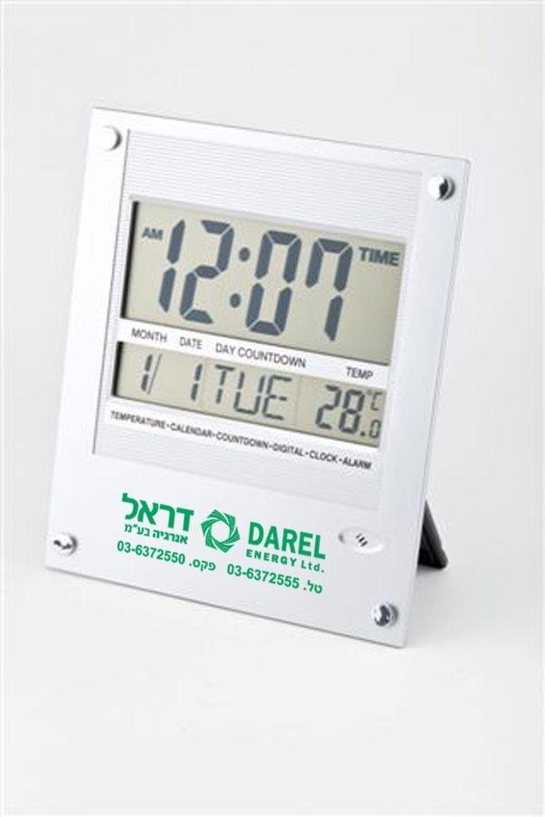 שעון שולחני דיגיטלי