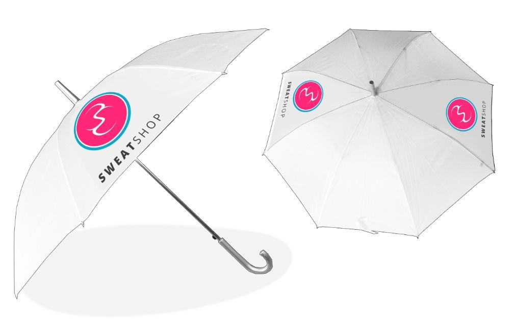מטרייה ממותגת