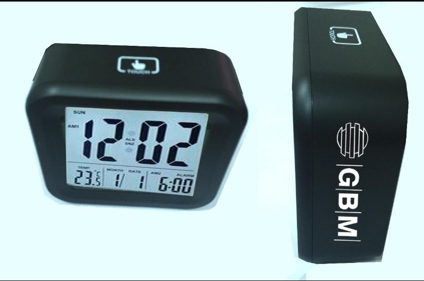 שעון דיגיטלי מעורר