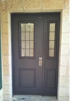 דלת פירנצה כפולה
