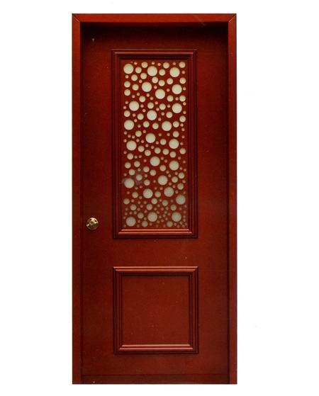 דלת רב בריח דגם בועות