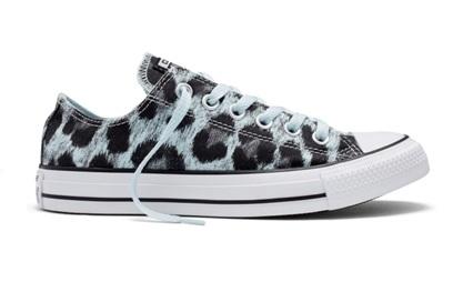 נעלי אולסטאר מנומרות נשים Converse Animal Print