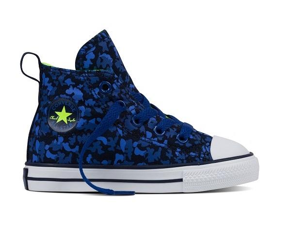 נעלי אולסטאר ילדים Converse kids camo