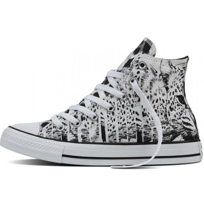 נעלי אולסטאר מנומרות Converse Animal Print