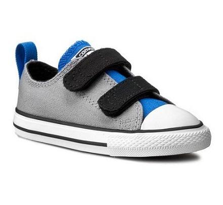 נעלי אולסטאר תינוקים תינוקות Converse Dolphin 2V