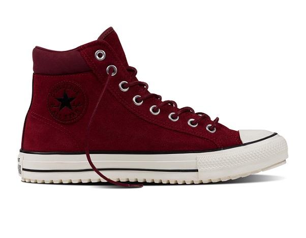 נעלי אולסטאר מגף עור גברים Converse Boot Pc