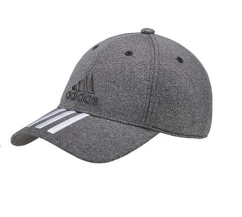 כובע אדידס ADIDAS 6P 3S CAP MELAN