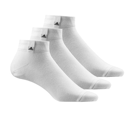 שלישיית גרבי אדידס Adidas Performance LA Ankle 3PP