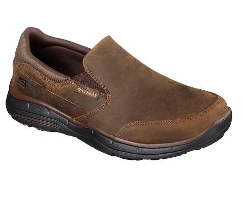 נעלי סקצ'רס גברים Skechers Relaxed Fit Glides Calculous