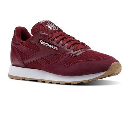 נעלי ריבוק אופנה גברים Reebok Classic Leather Estl