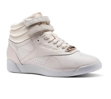 נעלי ריבוק אופנה נשים Reebok Freestyle Hi Muted