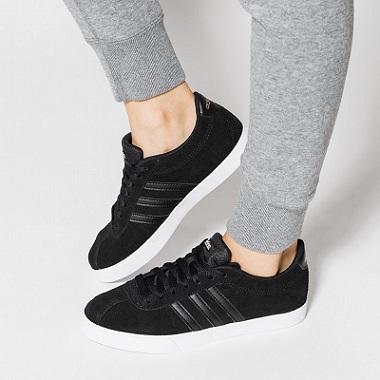 נעלי אדידס אופנה נשים Adidas Courtset