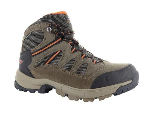 נעלי הייטק טיולים גברים HI-TEC BANDERA LITE WATERPROOF