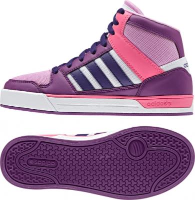 נעלי אדידס גבוהות ילדות נשים Adidas bbneo avenger