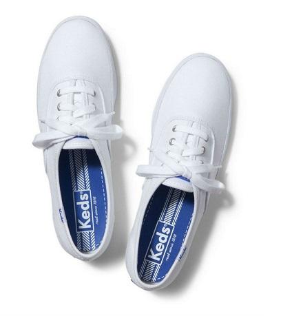 נעלי קדס סניקרס נשים Keds champion white