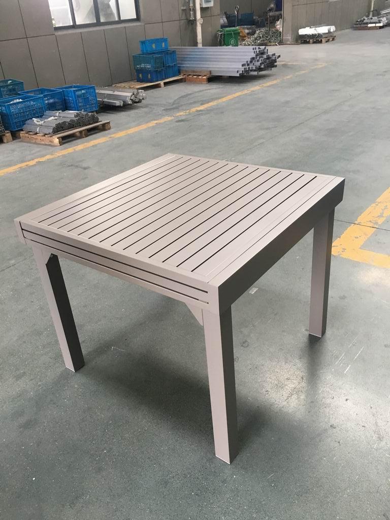 שולחן נפתח %100 אלומיניום 90/180*90 אחרון מהתצוגה
