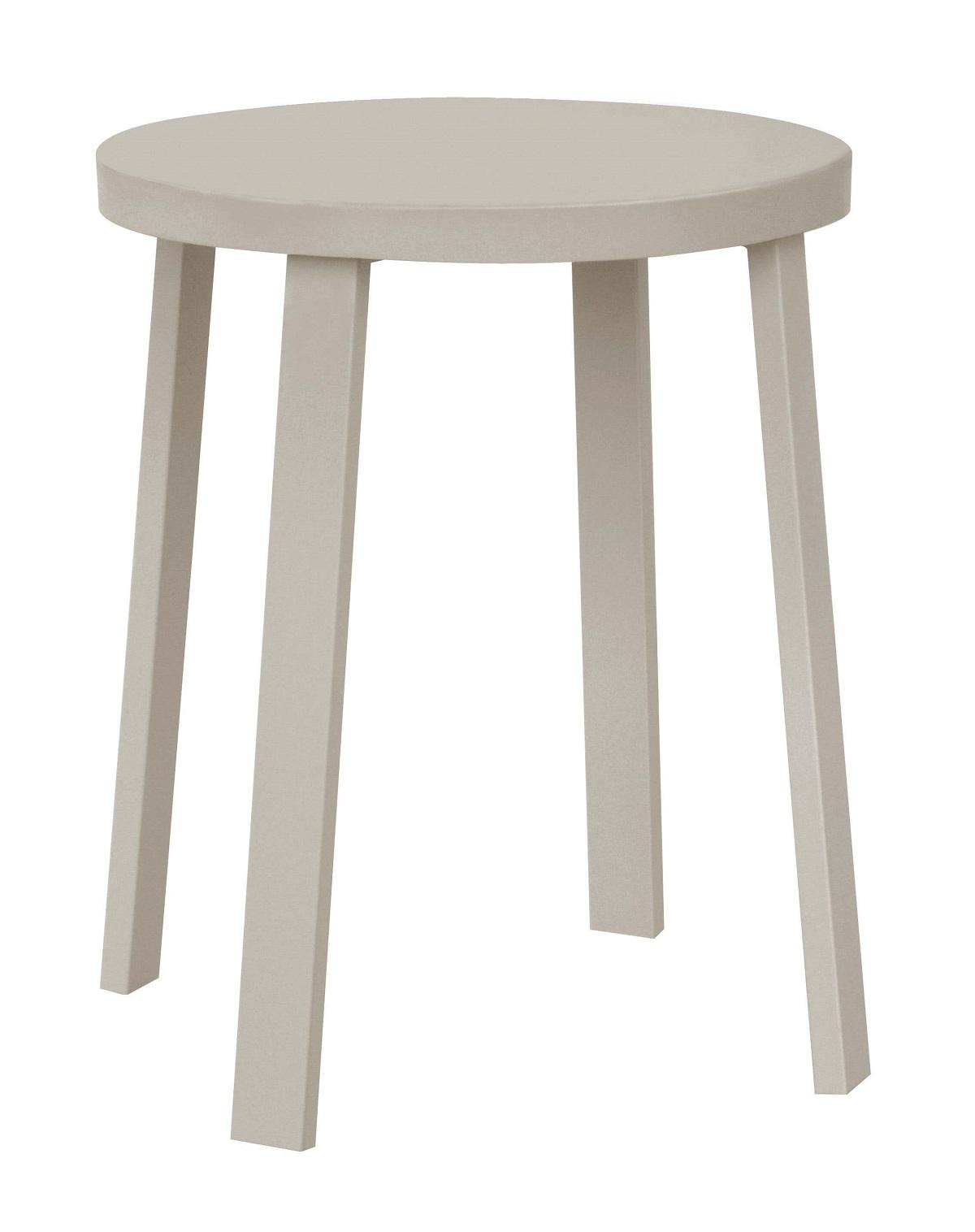 שולחן צד מאלומיניום למיטות שיזוף