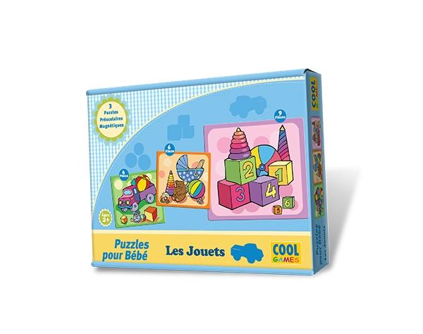 Puzzles pour Bébé - Les Jouets