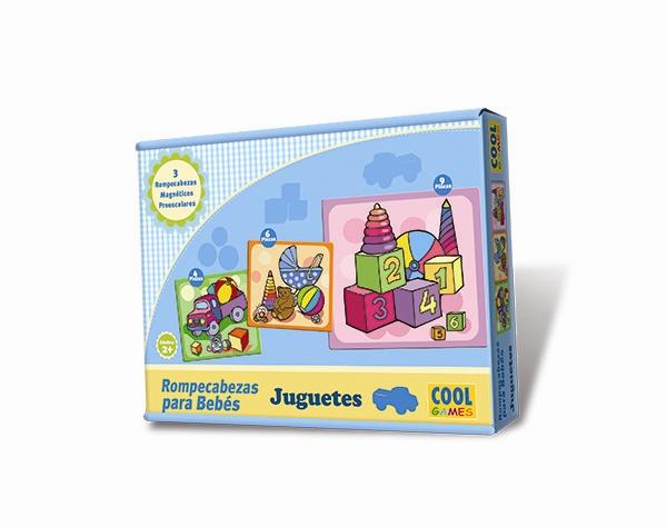 Rompecabezas para Bebés - Juguetes