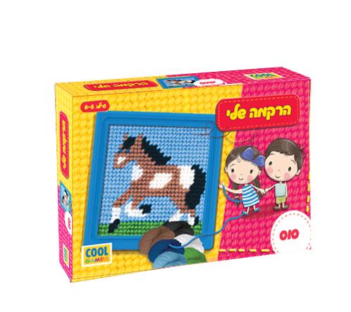 רקמה סוס