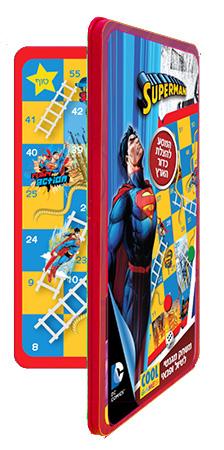 סופרמן סולמות וחבלים