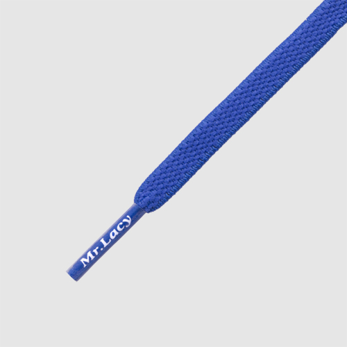 90 Flexies Royal Blue- זוג שרוכים אלסטיים בצבע כחול מלכותי