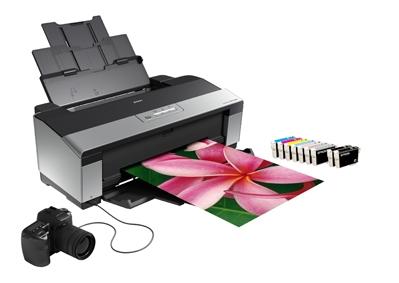 מדפסת אפסון  Epson Stylus Photo R2880