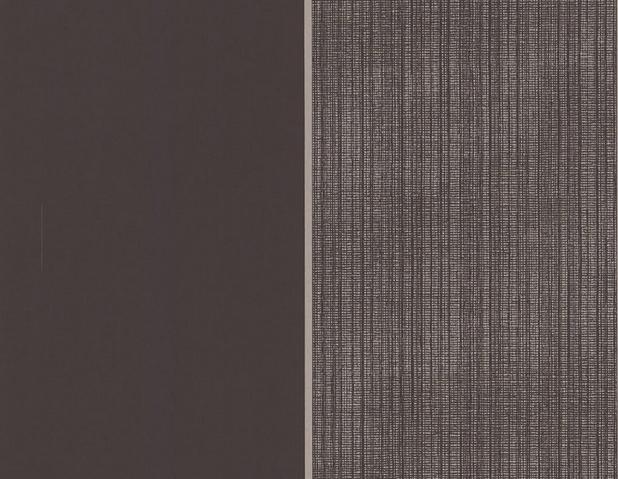 Bold Stripe: Brown/Gold