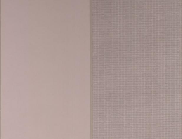 Bold Stripe: Taupe/Gold