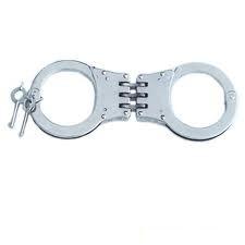 אזיקי מתכת משטרתיים