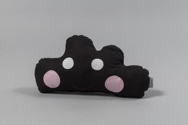 ענן שחור קטן - כרית נוי