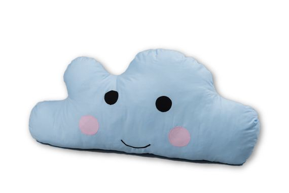 ענן תכלת - כרית נוי