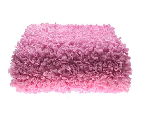 שטיח מלבן - ורוד בייבי 90/150