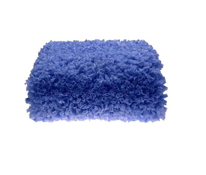 שטיח מלבן - כחול 90/150
