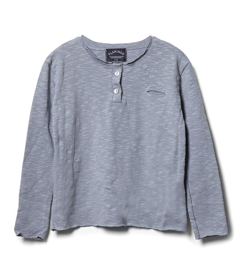 חולצת מייקל - אפור