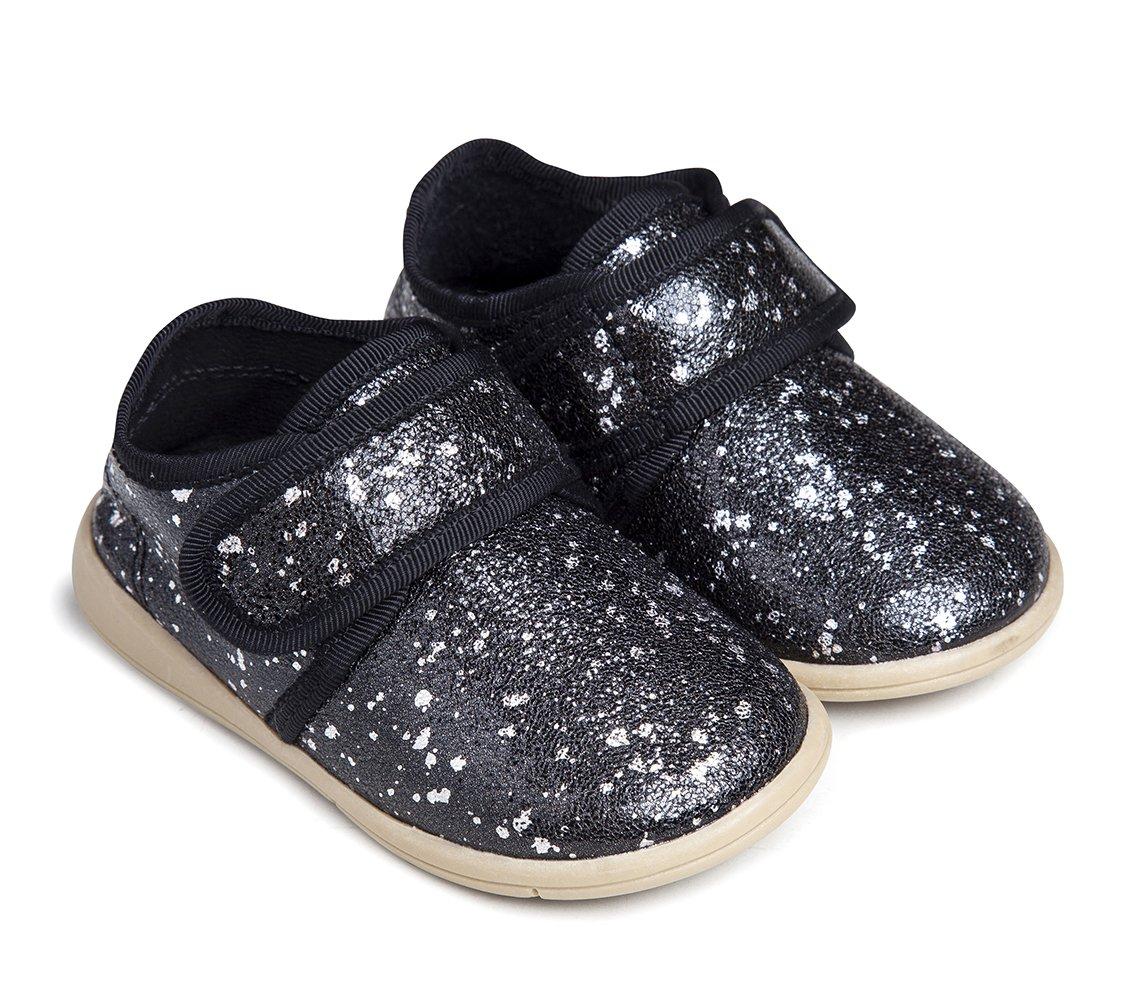 נעלי צעד ראשון אליוט - שחור