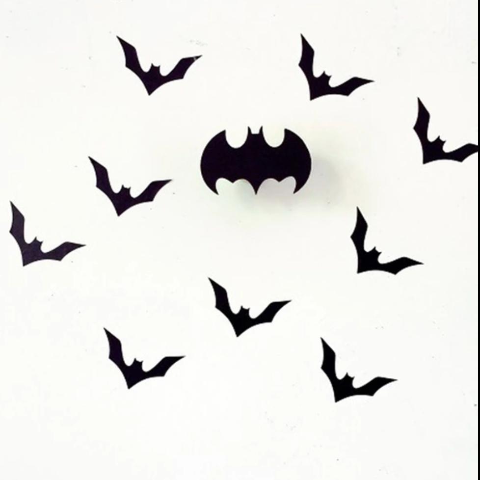 באטמן - מתלה עץ