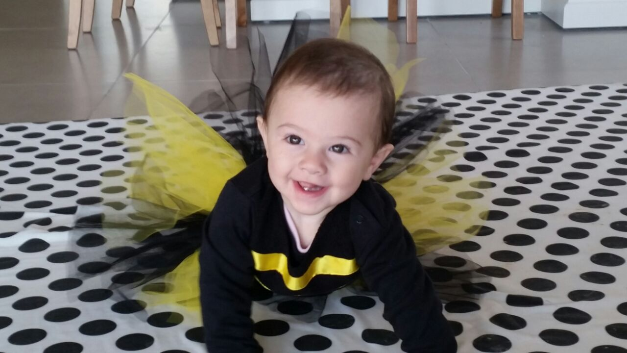 מלכת הדבורים - תחפושת